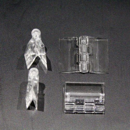 Acrylic Hinge Assorted