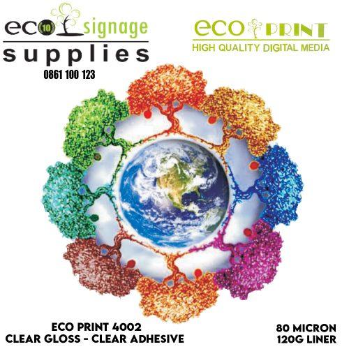 Eco-Print 4002 Gloss Clear – 50m