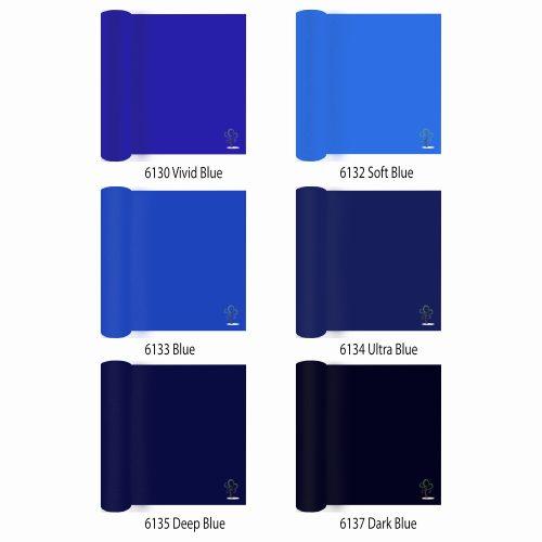 Poli-Cut 6000 Series Matt – Blues 1220mm