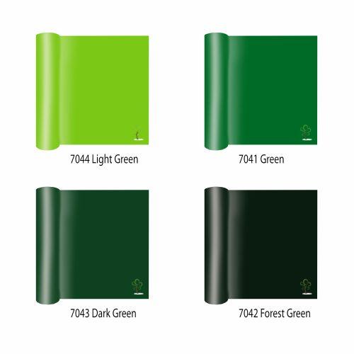 Poli-Cut 7000 Series Gloss – Greens 1220mm