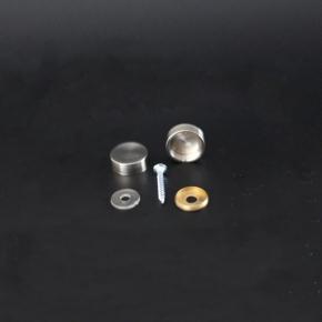 Aluminium Mirror flatcap C13 - 2