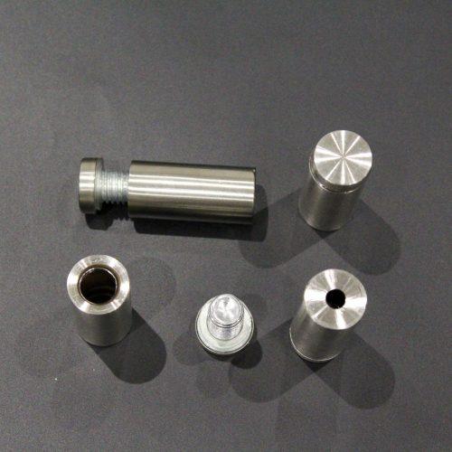 Aluminium Standoff B37 Matt: 25mm – 40mm