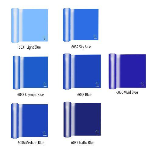 Poli-Cut 6000 Series Gloss – Blues 1220mm