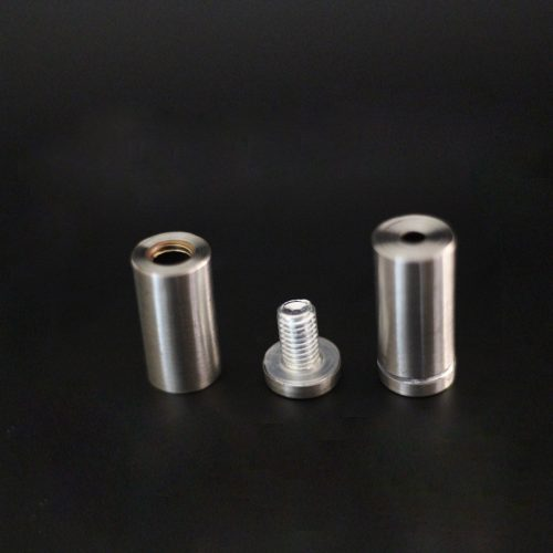 Aluminium Standoff B05 Gloss: 25mm – 40mm