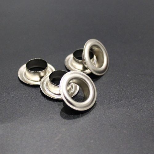 Stainless Eyelets for Semi-Auto Machine