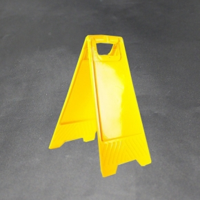 yellow a-stand